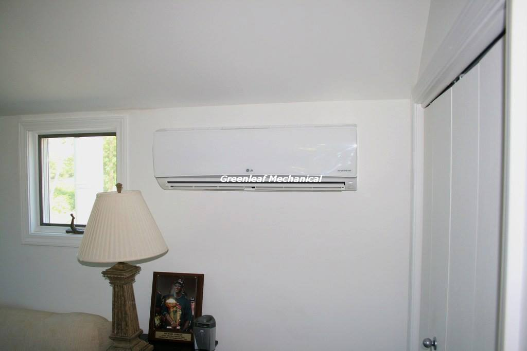 Photo gallery furnace repair chicago ac repair chicago for Ductless ac