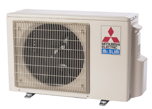 Small Heating And Cooling Units : Mini split ductless air conditioning furnace repair